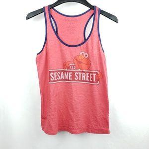 Sesame Street 123 Elmo Tank Top